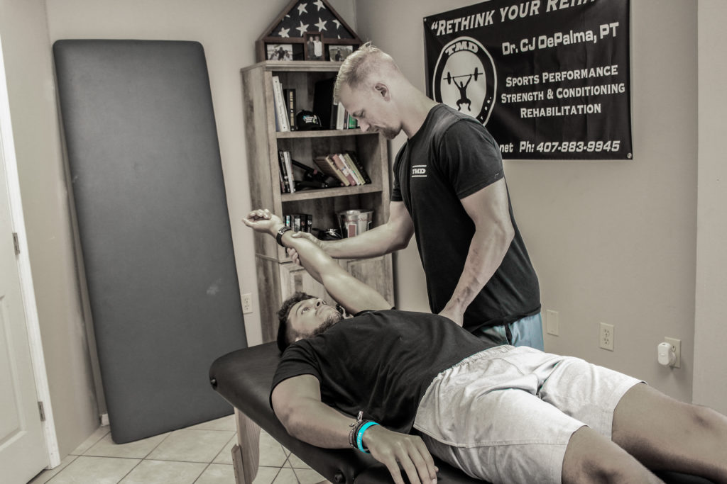 Dr. DePalma Physical Therapy Pensacola